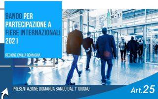 bando internazionalizzazione fiere partecipazione a fiere nazionali e internazionali stand fiera